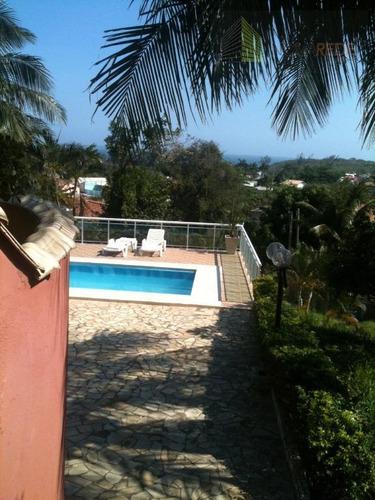 casa residencial para venda e locação, iguaba pequena, iguaba grande - ca0891. - ca0891