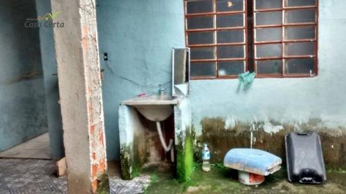 casa residencial para venda e locação, jardim cristina, mogi guaçu. - ca0751