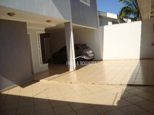 casa residencial para venda e locação , jardim residencial copacabana, rio claro - ca0146. - ca0146