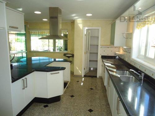 casa residencial para venda e locação, loteamento residencial fazenda são josé, valinhos. - ca10405