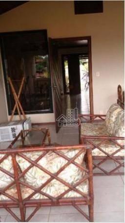 casa residencial para venda e locação, mata paca, niterói - ca0371. - ca0371