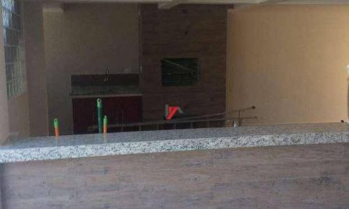 casa residencial para venda e locação, nirvana pq residencial, atibaia. - ca1506