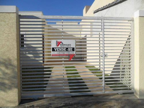 casa residencial para venda e locação, nova cerejeira, atibaia - ca0155. - ca0155