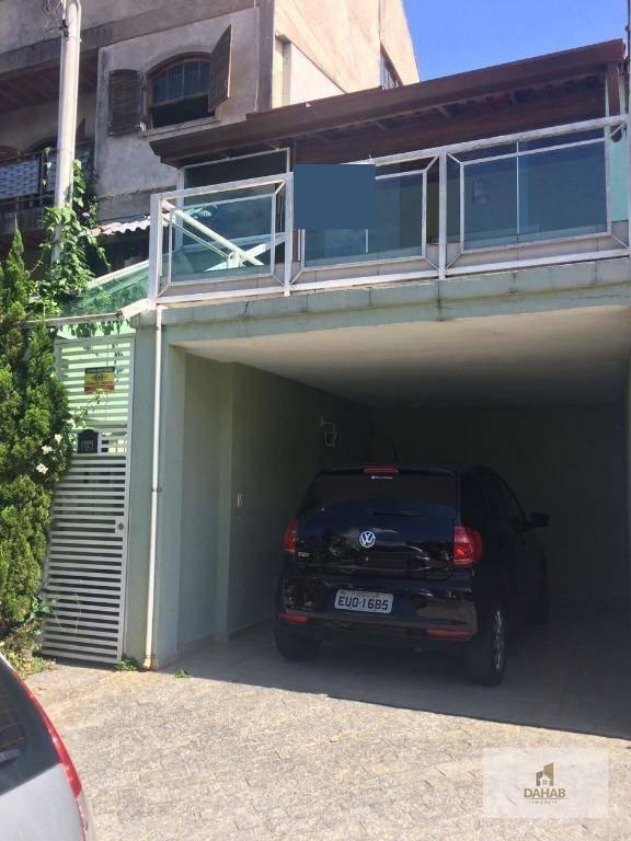 casa residencial para venda e locação, parque monte alegre, taboão da serra - ca0101. - ca0101