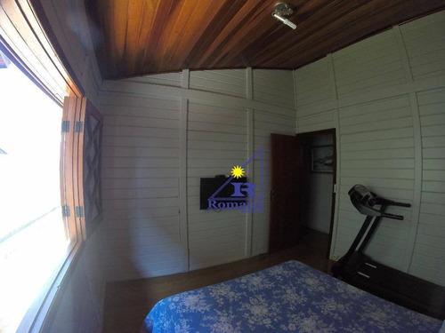 casa residencial para venda e locação, parque residencial itapeti, mogi das cruzes. - ca0199