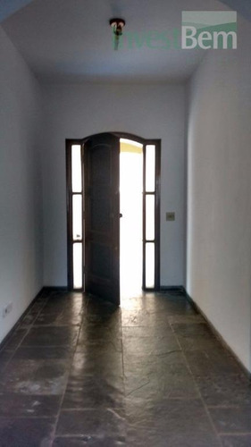 casa residencial para venda e locação, parque terranova, valinhos. - ca0335