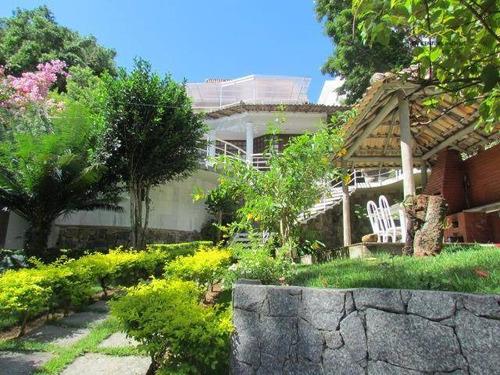 casa residencial para venda e locação, praia da costa, vila velha. - ca0074