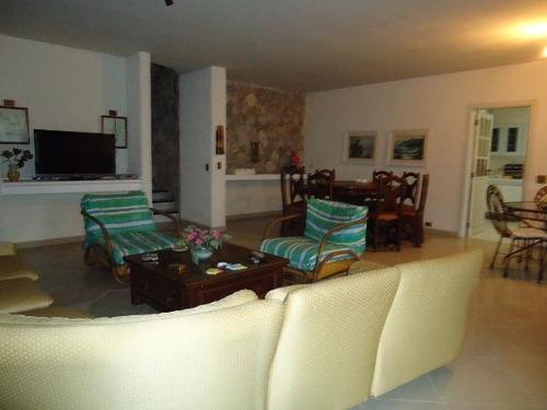 casa residencial para venda e locação, praia de são pedro, guarujá - ca0163. - ca0163