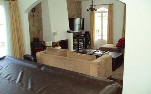 casa residencial para venda e locação, real parque, são paulo - ca0061.