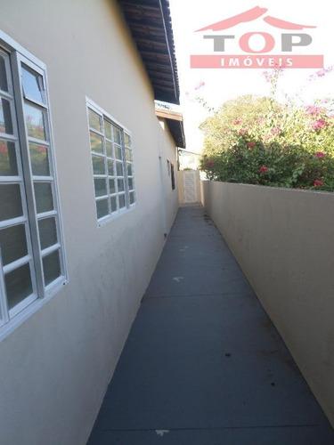 casa residencial para venda e locação, samambaia parque residencial, bauru. - ca0529