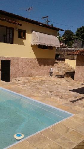 casa residencial para  venda e locação, sape, niterói. - ca0262