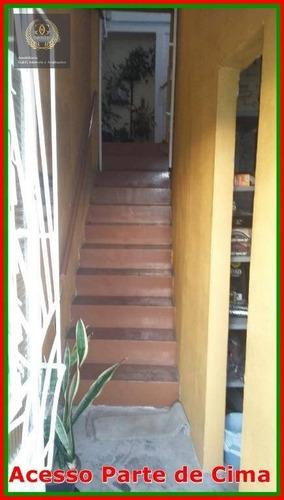 casa residencial para venda e locação, sumaré, alvorada. - ca0338