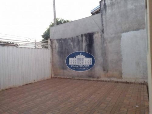 casa residencial para venda e locação, umuarama, araçatuba - ca0953. - ca0953