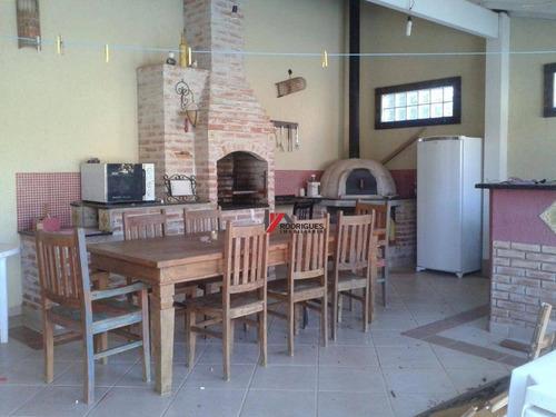 casa residencial para venda e locação, vila giglio, atibaia. - ca1369