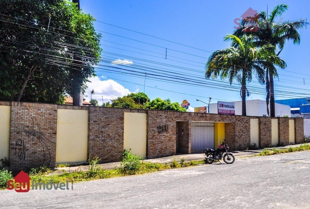 casa  residencial para venda, sapiranga, fortaleza. - ca0282