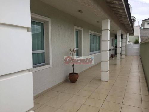 casa residencial terreá à venda, monterey ville, mogi das cruzes. - ca0938