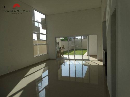 casa residencial à venda, 198 m², condomínio terras do cancioneiro, paulínia. - codigo: ca0108 - ca0108