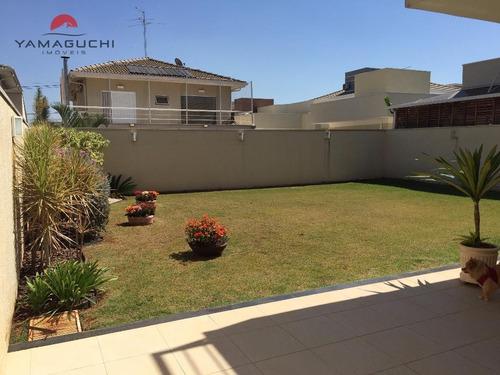 casa residencial à venda, 207,95 m², condomínio santa isabel