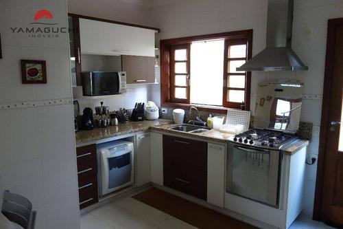 casa residencial à venda, 291 m², condomínio residencial manacás, paulínia. - codigo: ca0148 - ca0148
