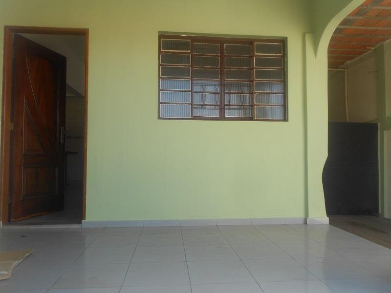 casa  residencial à venda, 3 ambientes, sumaré. - ca1086