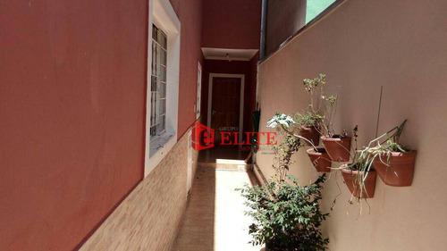 casa residencial à venda, 3 quartos, residencial bosque dos ipês, são josé dos campos. - ca1717