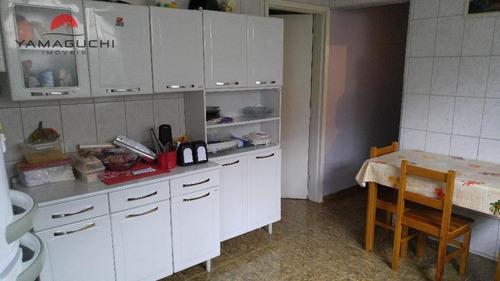 casa residencial à venda 80 m², vila monte alegre iv, paulín