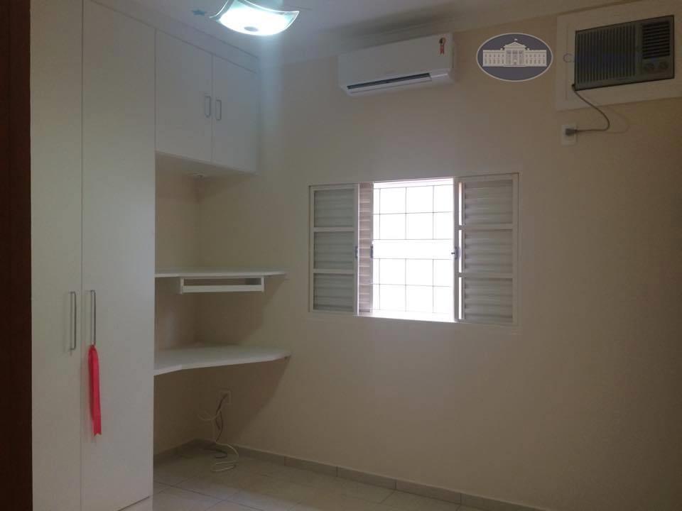 casa  residencial à venda, aeroporto, araçatuba. - ca0010