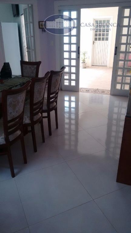 casa residencial à venda, água branca ii, araçatuba. - ca0590