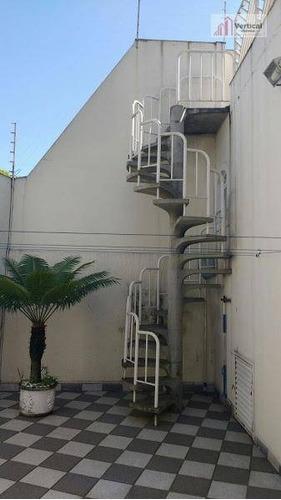 casa residencial à venda, água rasa, são paulo - ca0440. - ca0440