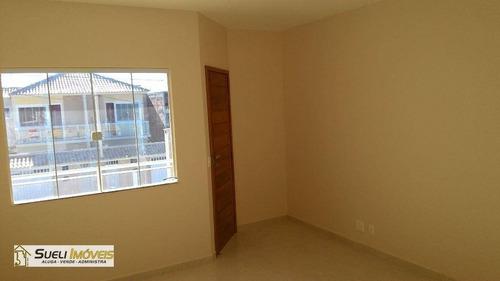 casa  residencial à venda, ajuda, macaé. - ca0042