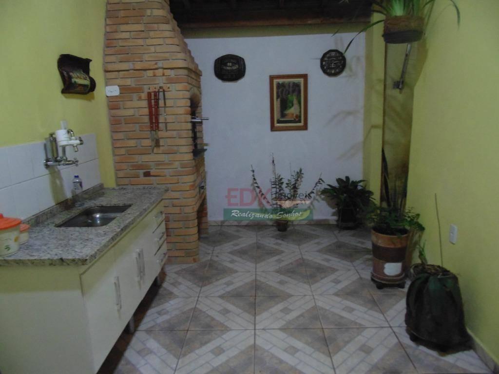 casa residencial à venda, alberto ronconi, tremembé. vale do paraíba sp - ca1505