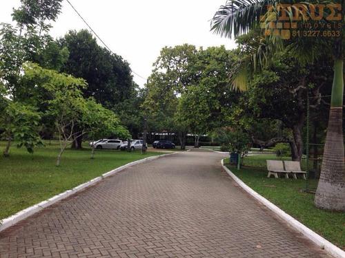 casa residencial à venda, aldeia, camaragibe. - ca0116