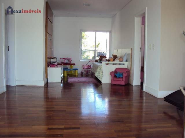 casa residencial à venda, aldeia da serra, barueri - ca0055. - ca0055
