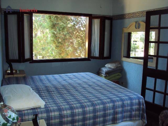 casa  residencial à venda, aldeia da serra, morada dos pinheiros, santana de parnaíba. - ca0123