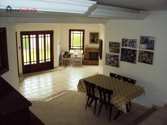 casa  residencial à venda, aldeia da serra, residencial das estrelas, barueri. - ca0041
