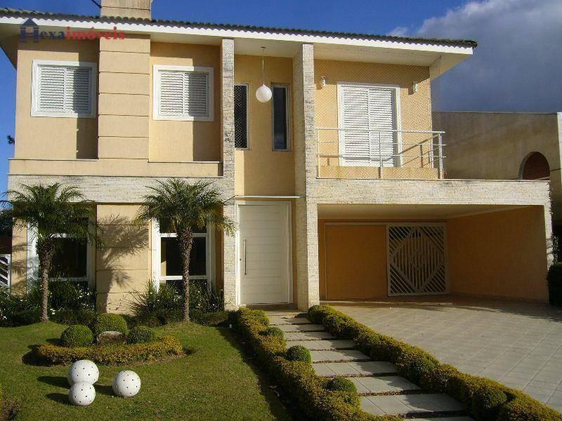 casa residencial à venda, aldeia da serra, santana de parnaíba - ca0295. - ca0295