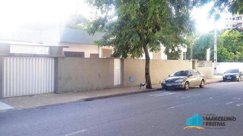 casa residencial à venda, aldeota, fortaleza - ca0989. - ca0989
