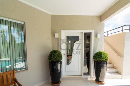 casa residencial à venda, alphaville campinas, campinas. - ca0928