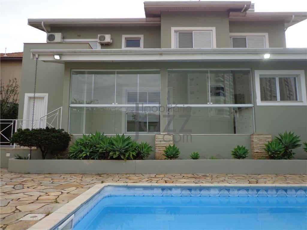 casa residencial à venda, alphaville campinas, campinas. - ca1042