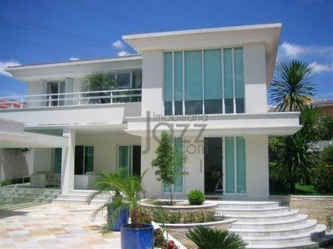 casa residencial à venda, alphaville campinas, campinas. - ca1109