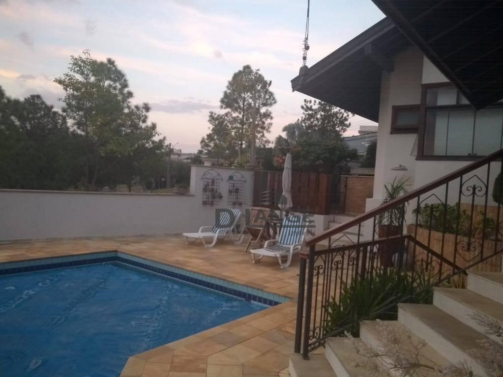 casa residencial à venda, alphaville campinas, campinas. - ca12046
