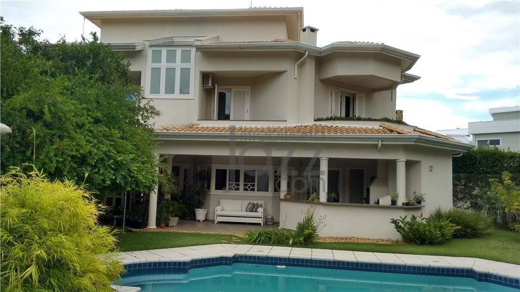 casa residencial à venda, alphaville campinas, campinas. - ca1803