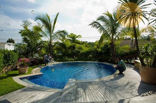 casa  residencial à venda, alphaville campinas, campinas. - codigo: ca0291 - ca0291