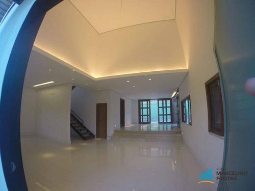 casa residencial à venda, alphaville eusébio, eusébio - ca0781. - ca0781