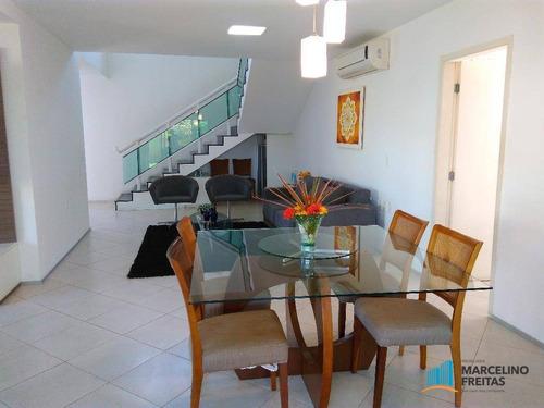 casa residencial à venda, alphaville eusébio, eusébio - ca1319. - ca1319