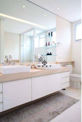 casa residencial à venda, alphaville residencial zero, barueri. - ca0147