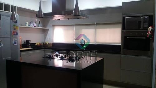 casa residencial à venda, alphaville, ribeirão preto - ca0458. - ca0458