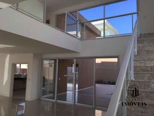 casa residencial à venda, alphaville, santana de parnaíba. - ca0104