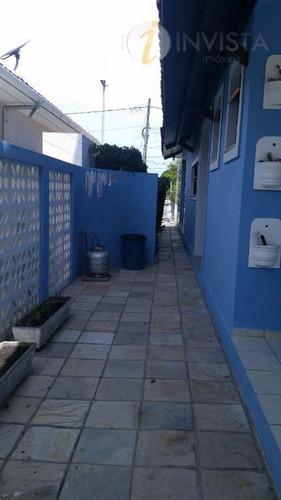 casa residencial à venda, altiplano cabo branco, joão pessoa - ca1298. - ca1298