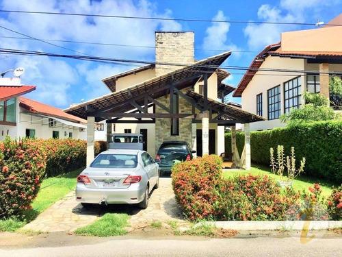casa residencial à venda, altiplano cabo branco, joão pessoa. - ca1391